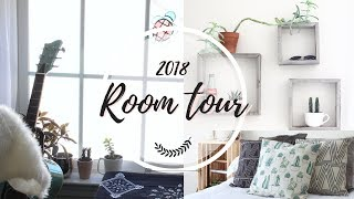 Pinterest Inspired Room Tour | 2018