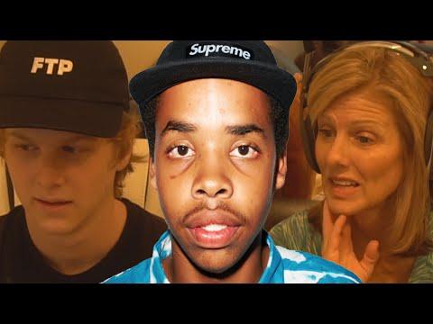 Mom reacts to Earl Sweatshirt @earlxsweat