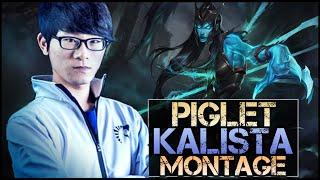 Piglet Montage - Best Kalista Plays