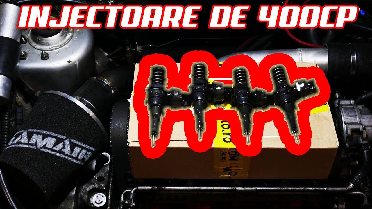 INJECTOARE DE 400CP PENTRU LUPO si ultimele reparatii