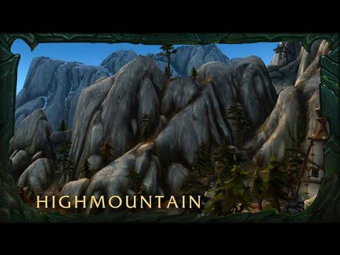Legion | Highmountain | Mining | The Legend of Rethu Ironhorn | 38787