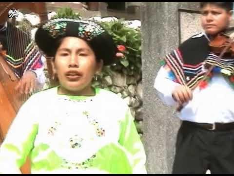 BEATRIZ DE LOS ANDES: Padre Mio (Huayno de Sn Antonio-Salcahuasi- Tayacaja - HVCA)