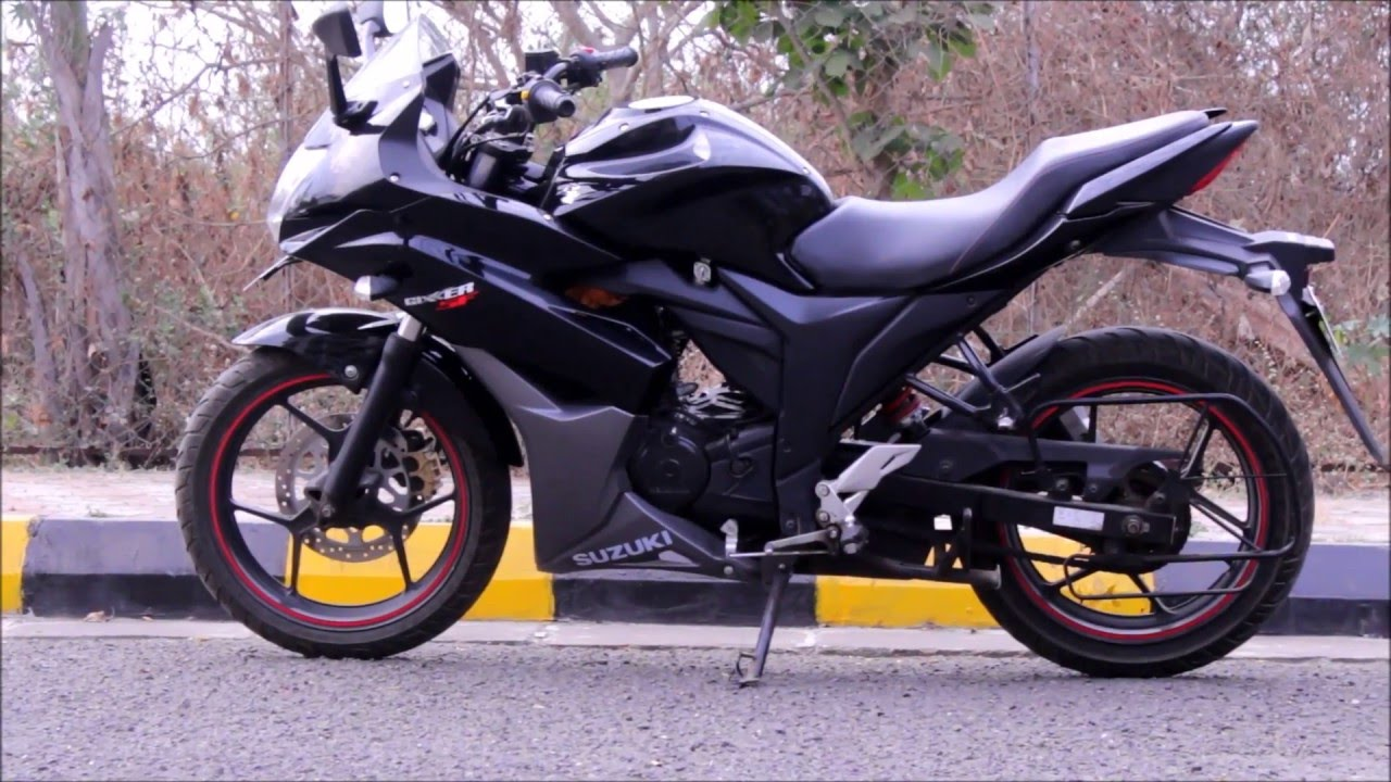 Suzuki Gixxer SF Review  YouTube