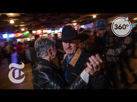 Tap Your Toes Where Garth Brooks Played | The Daily 360 | The New York Times