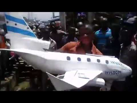 Must Watch!: Nigerian Built Military Hillux, Fighter Jet, Private Jet, Etc