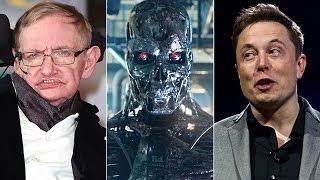 Tech Visionaries Warn Us About Killer Robots thumbnail