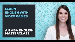 English vocabulary for video games 🎮 | ABA English