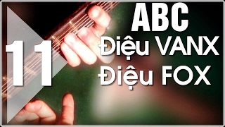 Hướng dẫn guitar đệm hát ABC | Mặt trời bé con