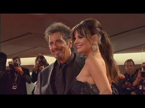 Al Pacino vies for Gold at Venice Film Festival - cinema