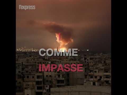 Syrie: 5 lettres, 7 ans de guerre civile