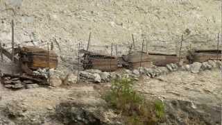 Mt.kabunian Doligen Century Old Mummy Burials (bakun Trio Climb)10/13.2012