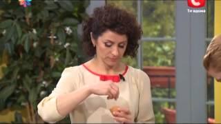 Как приготовить желатиновые яйца - Рецепт от Все буде добре - Выпуск 174 - 30.04.2013