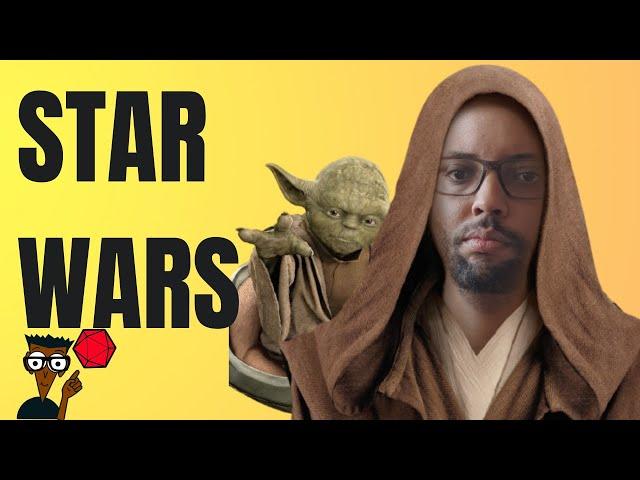[JEUX DE RÔLE] Jouer à Star Wars