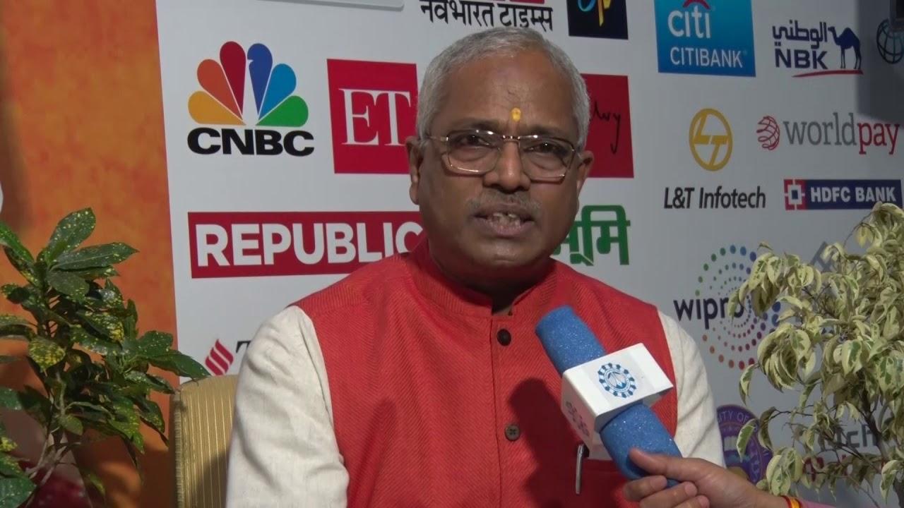Shri Shankrananda, Joint Organizing Secreatary, Bhartiya Shikshan Mandal  I EduVision2021 I MCU