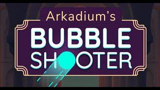 Arkadium Bubble Shooter Full Gameplay Walkthrough
