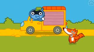 Pango Storytime Fox And Wild Animals Pango Zoo Finding the Sheep Adventures kids Games