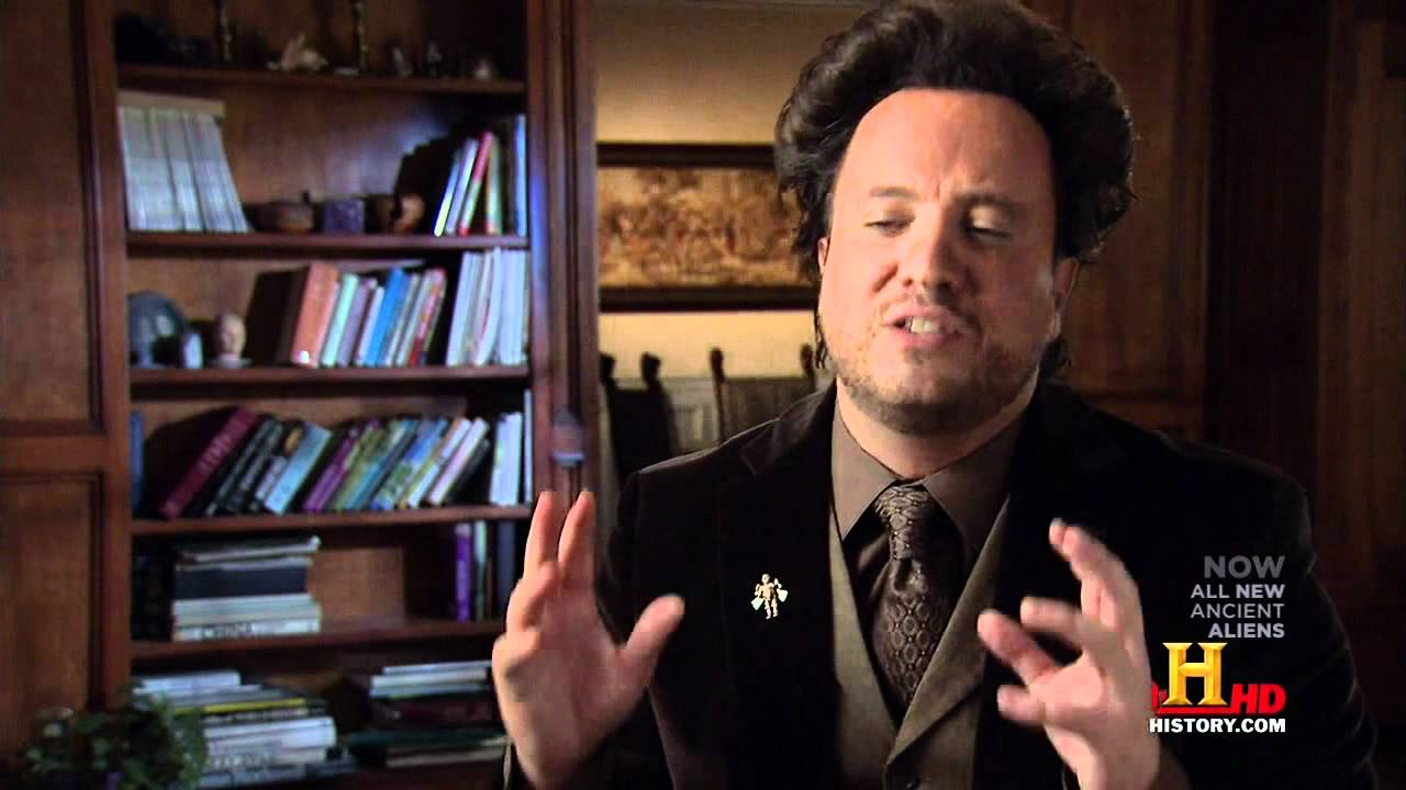 Giorgio Tsoukalos on Angels - YouTube