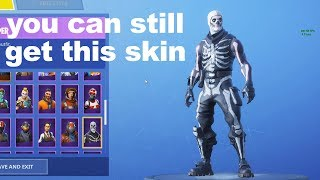 How to get the Skull Trooper Skin & Scythe in 2018 on Fortnite