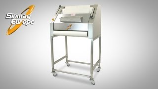 French bread | Baguette | Dough moulder | Bakery Machines and Equipment | SM-380S | SM-380B