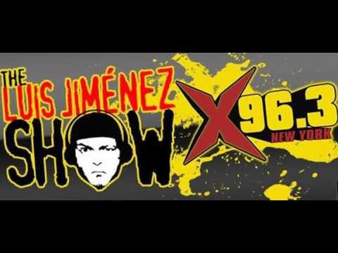 Luis Jimenez Show 4-25-17
