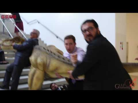 dinosaur Event Management and Advertising in Qatar