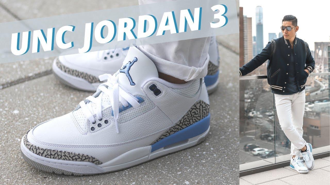 air jordan 3 outfit