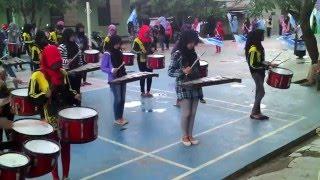 Latihan Drum Band - Selamat Ulang Tahun by Jamrud