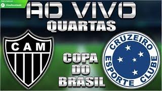 Atlético-MG 2x0 Cruzeiro | Cruzeiro Classificado! | Narração | Copa do Brasil 2019 | Quartas thumbnail