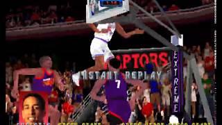 NBA Jam Extreme (Toronto Raptors) - ARCADE - MAME 0.209 emulator