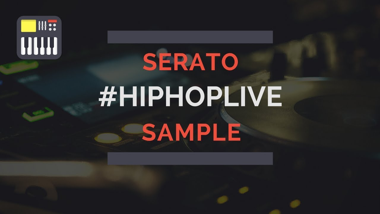 Making A Beat With Serato Sample [Ableton Live] First Impression #HIPHOPLIVE