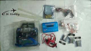 RC Hobby electronics parts  & rates and details of IK Hobby