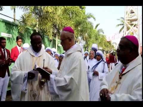 MOTHER THERESA HOLY MASS LIVE RECORD @ ST.JHONE'S CHURCH MODERA COLOMBO 15
