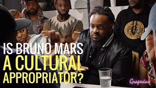 THE GRAPEVINE | IS BRUNO MARS A CULTURAL APPROPRIATOR? S3EP18 (2/2)