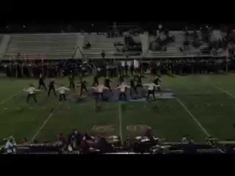 Romeoville High School RHS poms 2016 ( Every Time we Touch )