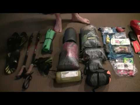 Gear List Philmont 2017