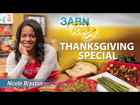 """3ABN Today Cooking - """"Thanksgiving Special"""" with Nicole Braxton (TDYC190003)"""
