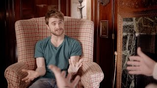 Daniel Radcliffe on obsession | Tom Felton Meets the Superfans