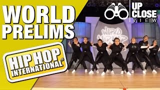 (UC) Dreamy Dance Crew - Chile (Varisty Division) @ HHI
