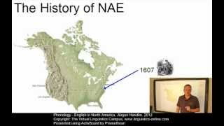 PHY102 - English in North America (Overview)