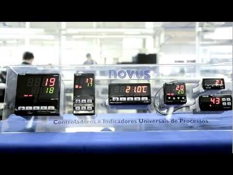 Vídeo Institucional NOVUS Produtos Eletrônicos