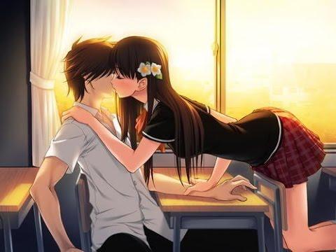 Аниме поцелуи\Best Anime Kisses [Part 1]