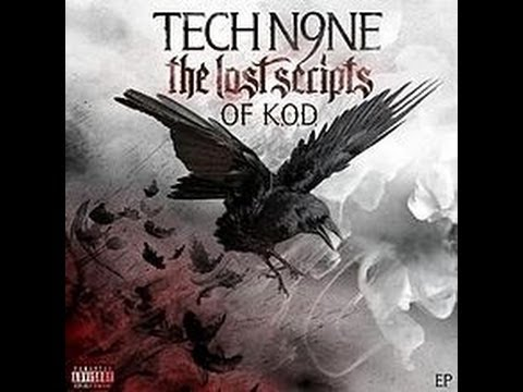 Tech N9ne - The Lost Scripts of K.O.D. (Review)