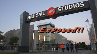 Full Sail University Exposed!!