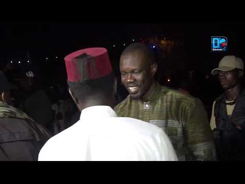 Présidentielle 2019: Record de mobilisation de Ousmane Sonko à Bignona!