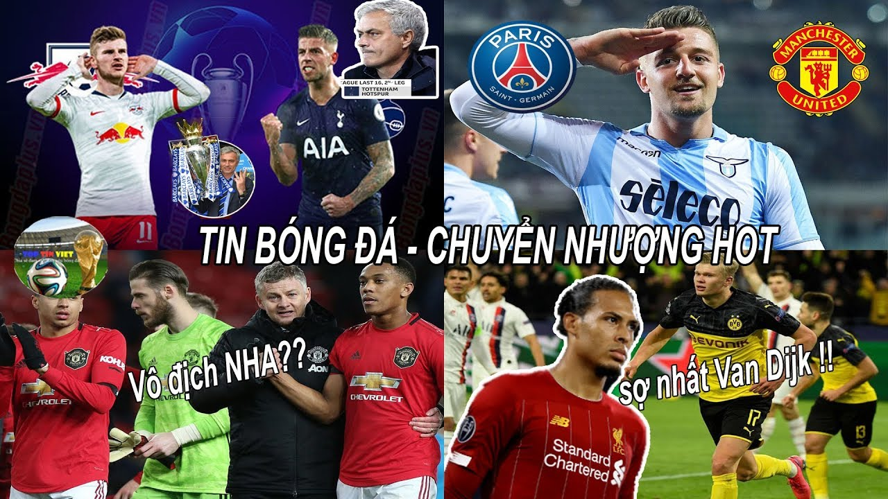 💥Tin bóng đá 10/03 MU mua thêm 3 tân binh để đua vô địch, Mou quyết vô địch C1 cùng Tottenham
