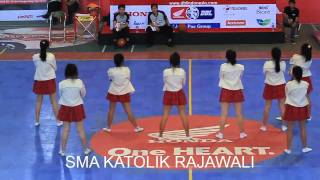 SMA KATOLIK RAJAWALI DANCE COMPETITION