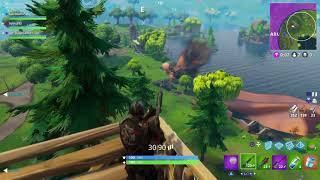 Giant Player Bug | Fortnite Battle Royale