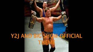 Chris Jericho and Big Show (JERISHOW)  Theme - Crank the Walls Down