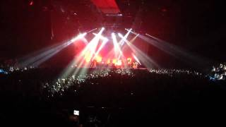 Incubus Warning, live in Brisbane 2012
