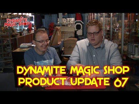 Dynamite Magic Shop Product Update 67 - Dynamite Magic Shop.com